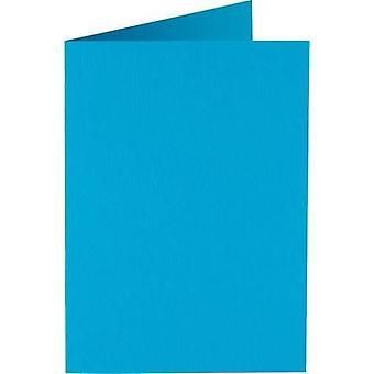 Papicolor Double card A6 sky blue 200gr 6 pc 309949- 105x148 mm