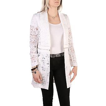 Guess women's blazer white 83g201 w7kd0
