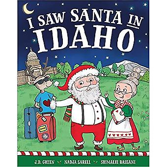 I Saw Santa in Idaho (I Saw Santa)