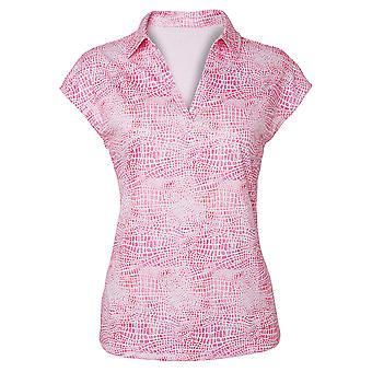 Mountain Horse Sophie Womens Tech Top - Soft Pink