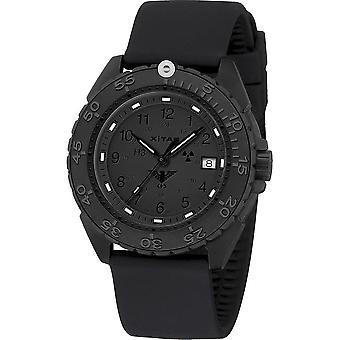 KHS Wristwatch الرجال المنفذ الأسود تيتان XTAC CR KHS. ENFBTCRXT. Sb