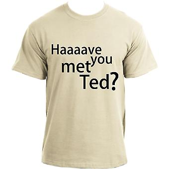 himym - Have you met Ted? TV Series Barney Stinson Inspired Funny T-shirt