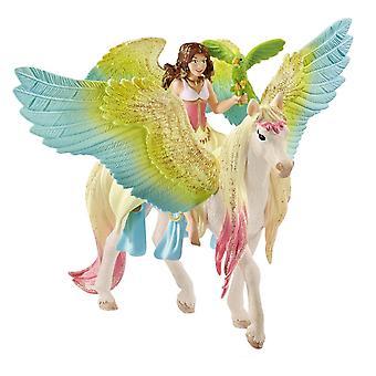Schleich Bayala, Surah and Pegasus