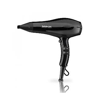 BaByliss Pro BAB669BU Black Magic Continuous Salon Use Compact Hair Dryer 2000W