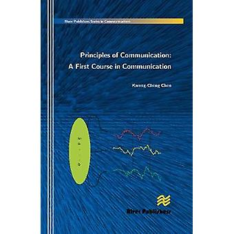 Principles of Communication A First Course in Communication by Chen & KwangCheng