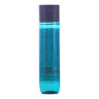 Uso quotidiano shampoo Risultati totali Amplificare matrice (300 ml)
