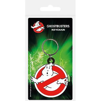 Ghostbusters Logo Rubber Sleutelhanger