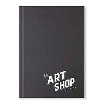 The Art Shop Skipton Casebound Sketchbook A5 (Portrait)
