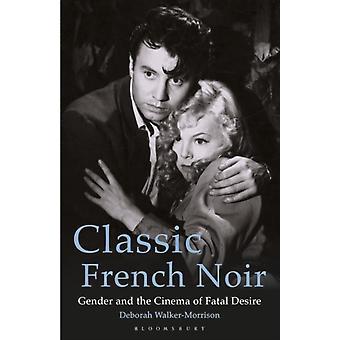 Klassiska franska Noir av Deborah WalkerMorrison