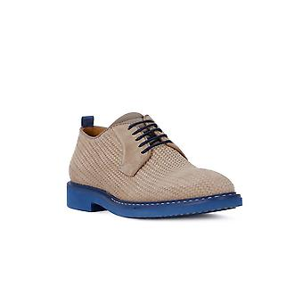 CafeNoir Derby Stampa Intreccio RP632196 universal all year men shoes