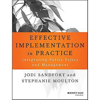 Effectieve uitvoering in de praktijk - Integratie van het overheidsbeleid en M