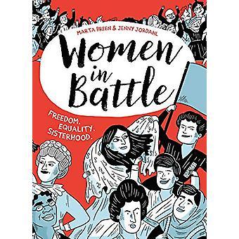 Women in Battle by Marta Breen & Jenny Jordahl - 9781471408120 Bo