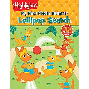 Lollipop Search by Highlights - 9781684371655 Book