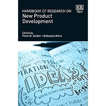 Handboek van Onderzoek over nieuwe productontwikkeling door Peter N. Golder -