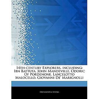 Articles On 14th-century Explorers, Including: Ibn Battuta, John Mandeville