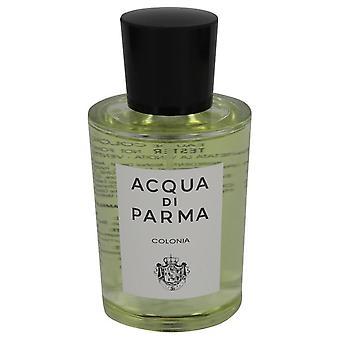 Acqua Di Parma Colonia Tonda Eau De Cologne Spray (Unisex Tester) przez Acqua Di Parma 3,4 uncji Eau De Cologne Spray
