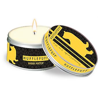Harry Potter Hufflepuff Scented Tin Candle  Small Citrus by Insight Editions