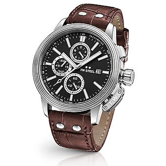 TW Steel CE7006 CEO Adesso chronograph men's watch 48mm