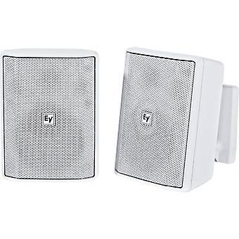 Electro Voice EVID-S4.2W Væghøjttaler 8 Ω Hvid 1 Par