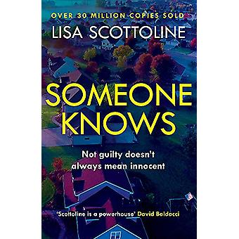 Someone Knows by Lisa Scottoline - 9781472243140 Book