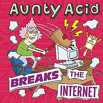 Aunty Acid Breaks the Internet by Ged Backland - 9781423654346 Book