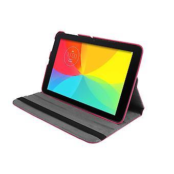 LG GパッドV700 10.1&quotのためのPUレザーケース360回転10.1