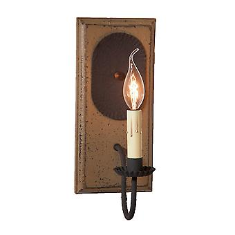 Wilcrest Sconce in Pearwood