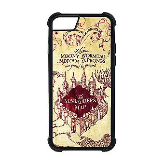 Harry Potter Marauder's Mapa iPhone 6 / 6S Shell