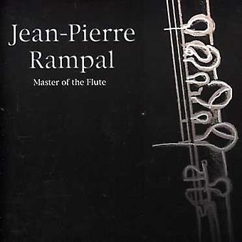 Jean-Pierre Rampal - Master of the Flute [CD] USA import