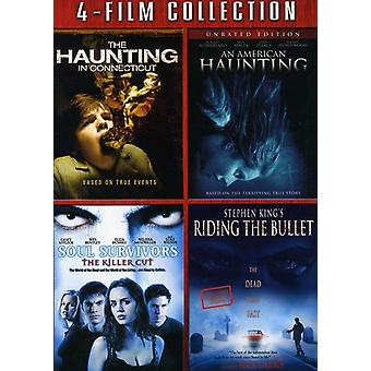 Haunting in Connecticut/American Haunting/Soul Sur [DVD] USA import