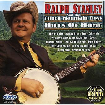 Ralph Stanley - importación USA colinas de inicio [CD]