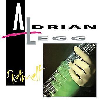 Adrian Legg - Fretmelt [CD] USA import