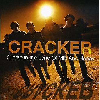Cracker - Sunrise in the Land of Milk & Honey [CD] USA import
