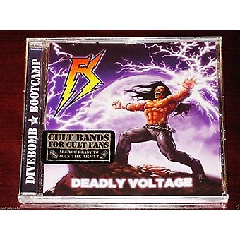 Firstrike - Deadly Voltage [CD] USA import