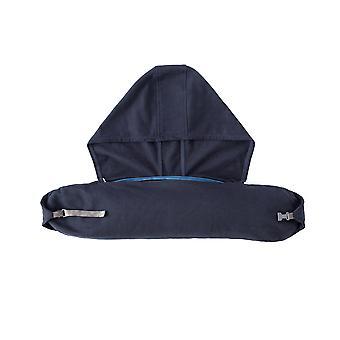 YANGFAN Kissen japanischen Stil Multifunktions Nackenkissen mit Kappe