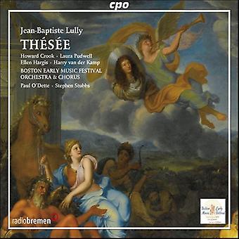 J. Lully - Lully: Th S E [CD] USA import