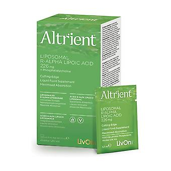 Altrient R-ALA - Liposomal Alpha Lipoic Acid 30 packets