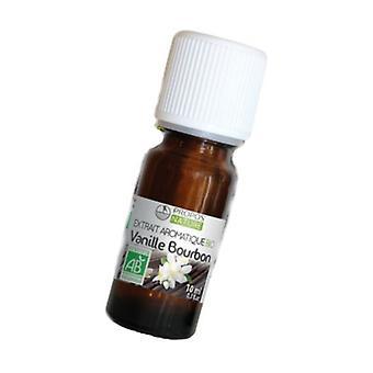 Organic Bourbon Vanilla Extract 10 ml of floral elixir