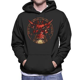 Simya Altıncı Seal Men's Kapüşonlu Sweatshirt