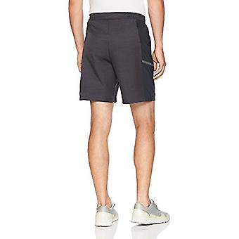 Peak Velocity Men's Training 8-quot; Short, Black, Medium - Vine