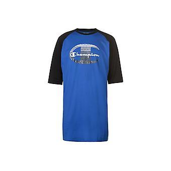 Champion Raglan Hiha Miesten T-paita