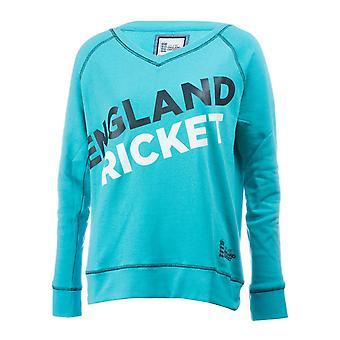 England Cricket Sweatshirt Womens