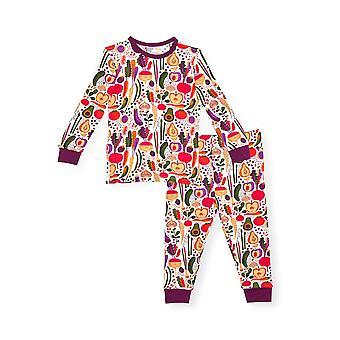 Magnetic Me™ Modal Toddler Magnetic Pajama Set