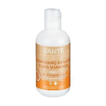 Orange and Coconut Shine Shampoo 200 ml
