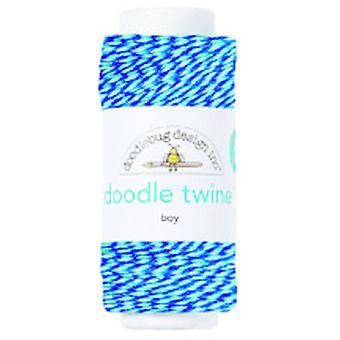 Doodlebug Design Doodle Twine Boy