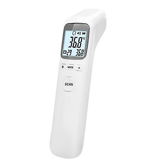 Thermometer For Fever, No-touch Forehead Thermometer Fever Alert And 32 Set Memory Recall