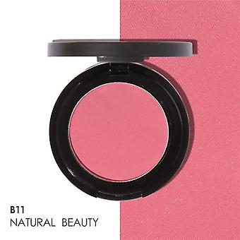 Face Mineral Pigment Blusher Blush Pulver, Brozer Cosmestics Professional