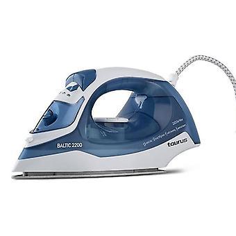 Dampfbügeleisen Taurus BALTIC 2200 2200W Weiß Blau