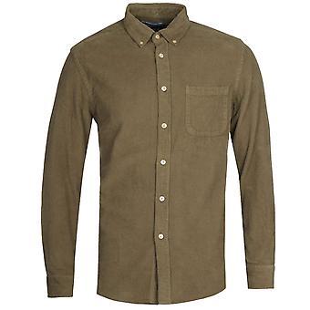 Chemise d'olive portugaise flannel Lobo