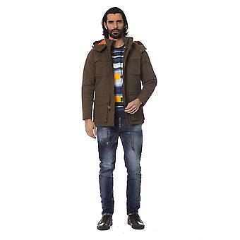 Frankie Morello Verdemilitare Jacket FR824662-M